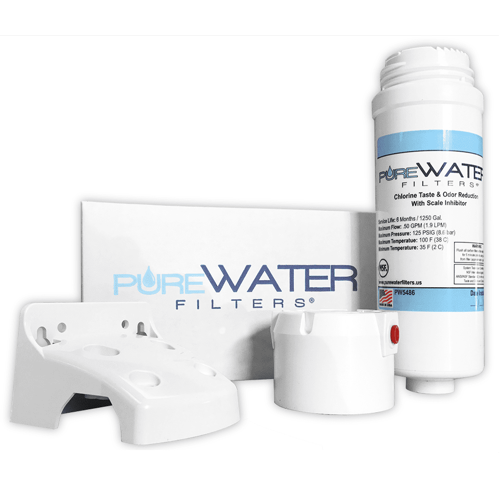 PureWater Filters Keurig KQ8 Q5486 KQ8A Water Filter Kit for B150, B150P, K150, K150P, B155, K155, K3000, K3000SE, B3000, B3000SE