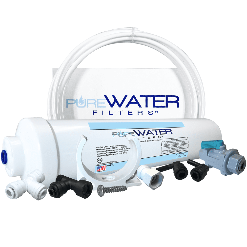 Keurig 2.0 Direct Water Line Filter Kit by PureWater Filters